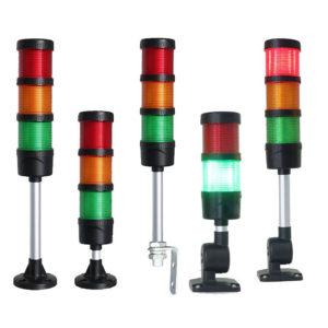Colunas sinalizadoras G-LED