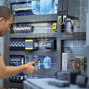 Controlo industrial, corte, proteção, comando e gestão